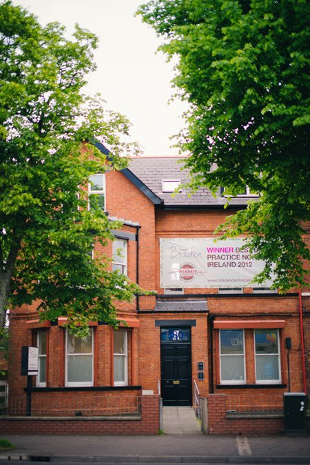 Braden Dental Care's Belfast Location
